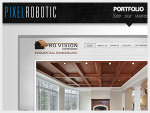 PixelRobotic Web Design Development Thumb